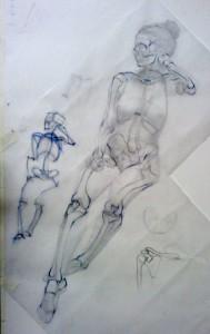 Anatomy overlay